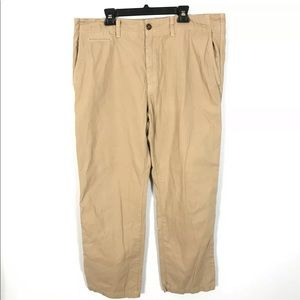 AE Made To Last Relaxed Straight Chino Pants 36x28